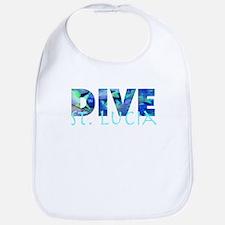 Dive St. Lucia Bib