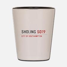 SO19 SHOLING Shot Glass