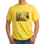 Creation / GSMD Yellow T-Shirt