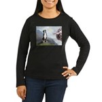 Creation / GSMD Women's Long Sleeve Dark T-Shirt