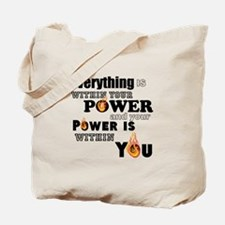 You are POWERFUL Tote Bag