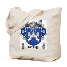 Kelly Coat of Arms Tote Bag