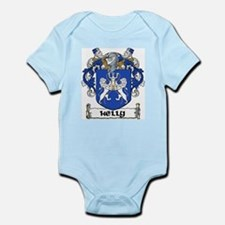 Kelly Coat of Arms Infant Creeper