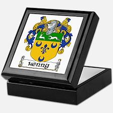 Kenny Coat of Arms Keepsake Box