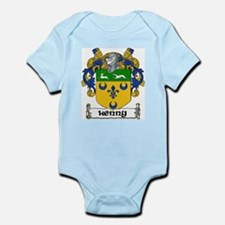 Kenny Coat of Arms Infant Creeper