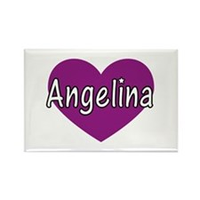 Angelina Rectangle Magnet