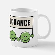 Give Peas A Chance Mug
