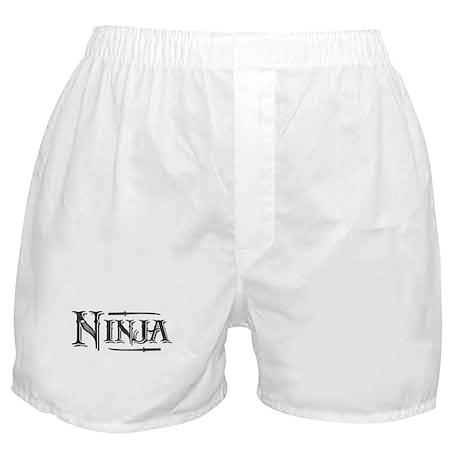 Vintage Ninja Boxer Shorts