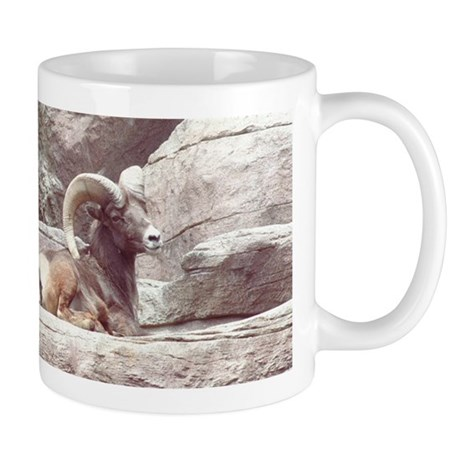 Now and Later Mountain Sheep Mug