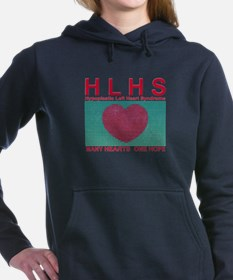 Chd awareness Women's Hooded Sweatshirt