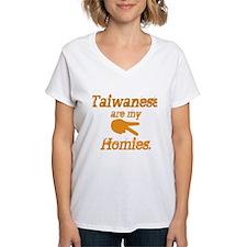 Cute Taiwan map Shirt