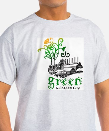 Green in Gotham T-Shirt