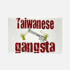 Taiwanese gangsta Rectangle Magnet