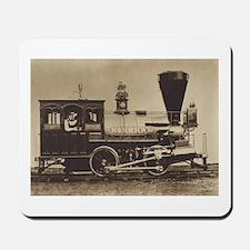 Nashville & Northwestern Locomotive Mousepad