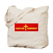 Christian Communist Tote Bag