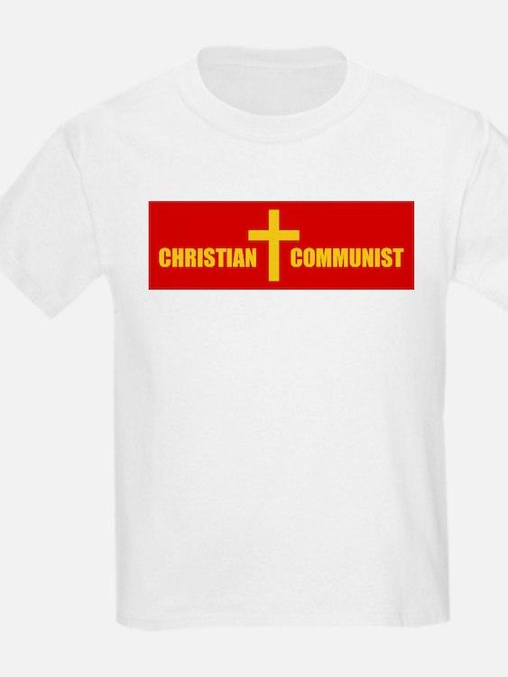 Christian Communist T-Shirt