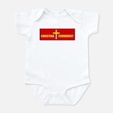 Christian Communist Infant Bodysuit