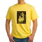 Ophelia / Fox T Yellow T-Shirt