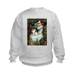 Ophelia / Fox T Kids Sweatshirt