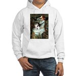 Ophelia / Fox T Hooded Sweatshirt