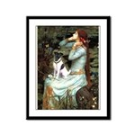 Ophelia / Fox T Framed Panel Print