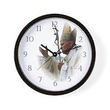 Christian Wall Clocks