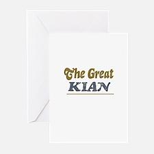 Kian Greeting Cards (Pk of 10)