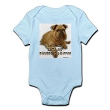 Love My Brussels Griffon Infant Creeper