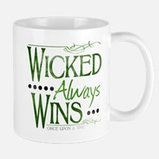 Wicked Always Wins Small Small Mug
