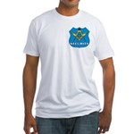 Masonic Security Guard Fitted T-Shirt