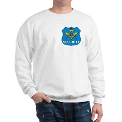 Masonic Security Guard Sweatshirt