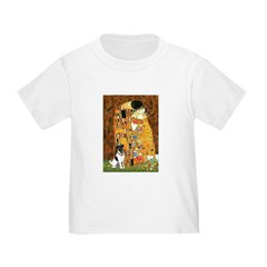 Kiss / Fox Terrier Toddler T-Shirt