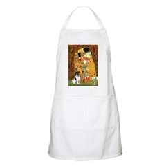 Kiss / Fox Terrier Apron
