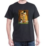 Kiss / Fox Terrier Dark T-Shirt