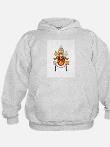 Papal Coat of Arms Hoodie