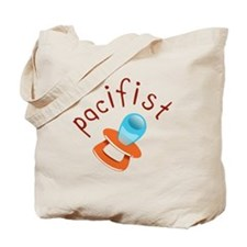 Pacifist Tote Bag