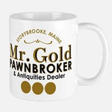 Mr Gold Pawnbroker Mugs