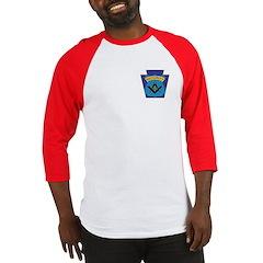 Masonic security guard - Keystone Baseball Jersey