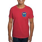 Masonic security guard - Keystone Dark T-Shirt