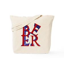 Beer Love Art Tote Bag