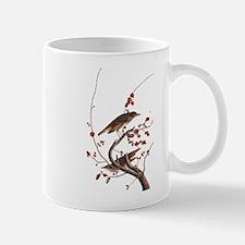 Hermit Thrush Vintage Audubon Art Mugs