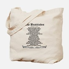 The Beatitudes- Mathew 5(NKJV) Tote Bag