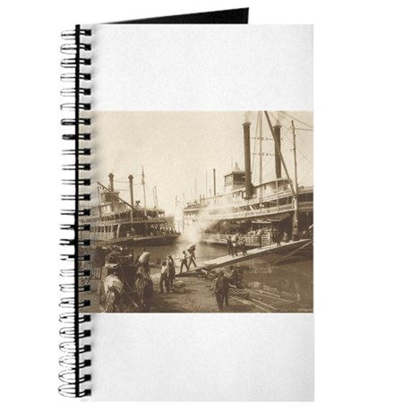 Steamer Pargoud Journal
