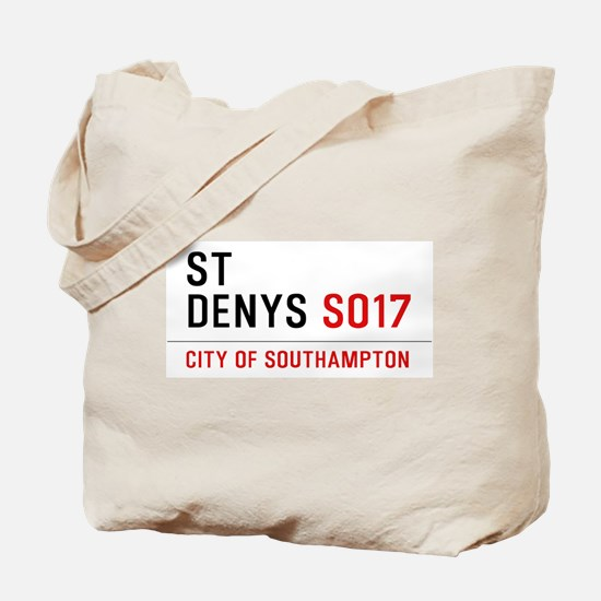 SO17 ST DENYS Tote Bag
