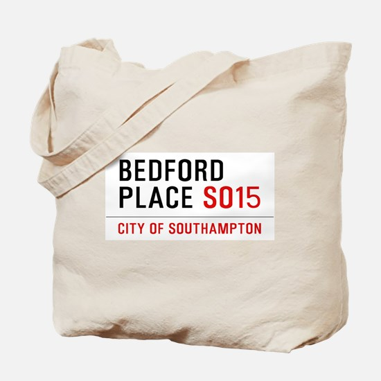 SO15 BEDFORD PLACE Tote Bag