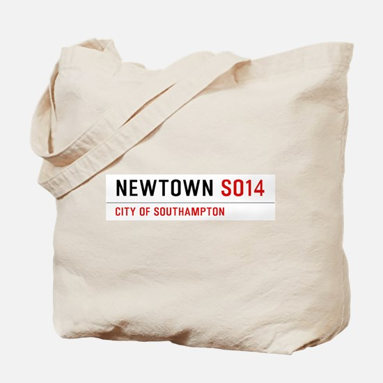 SO14 NEWTOWN Tote Bag