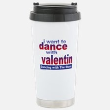 I Want To Dance With Travel Mug