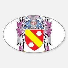 Peroni Coat of Arms - Family Crest Decal