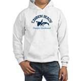 Cannon beach Hooded Sweatshirt