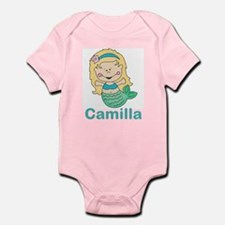 Camilla's Infant Bodysuit